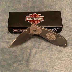 Case Harley-Davidson knife